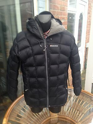 Montane North Star down filled jacket size large
