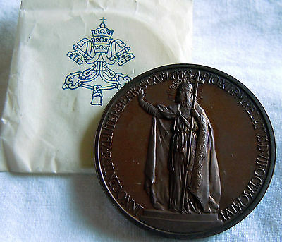Vatican - Annual Medal of Pope Pius XII, year xix UNC