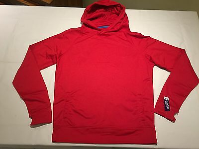 Wholesale New Mens AWDiS Just Cool Wicking Hoodie. Fire Red x 44. N7.