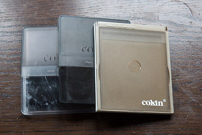 Cokin P filter holder system plus filters