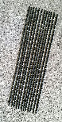 Set of 12 antique Matching Stair Carpet Rods