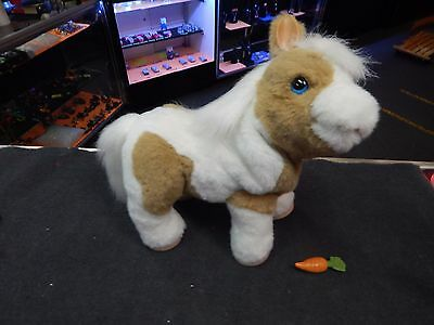 Furreal Friends 52194 Baby Butterscotch Pony With Carrot Interactive Toy