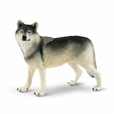 WOLF by Safari Ltd; wolves/toy/Wildlife Wonders/NEW