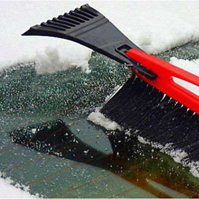 Removal Snow Car Shovel Scraper Clean Tool Ice Remove Tool with Brush Winter