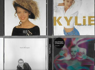 Kylie Minogue 11 Cds Kylie Rhythm Of Love Greatest Hits Confide With Me Hits+
