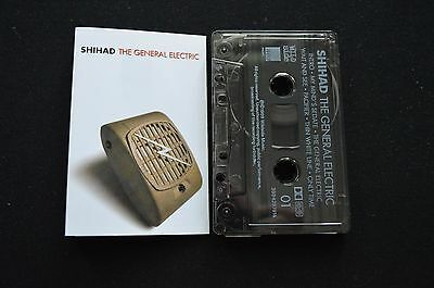 Shihad The General Electric Rare New Zealand Cassette Tape!