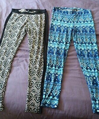 Ladies leggings bundle size 10