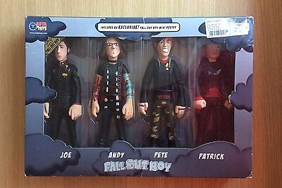 SOTA TOYS Fall Out Boy Vinyl Figures - New In Original Packaging