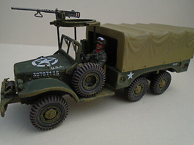 King And Country Bba80 1.1/2 Ton Truck Battle Of The Bulge