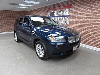 2014 BMW X3 xDrive28i Sport Utility 4-Door 2014 BMW X3 xDrive28i NAVIGATION WARRANTY ONE OWNER!
