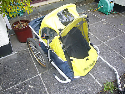 Raleigh Two Child Bike Trailer