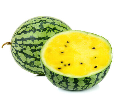 Watermelon Petite Yellow 60 Seeds