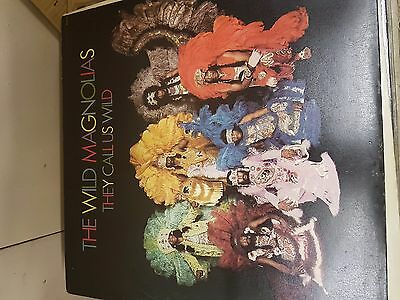 The Wild Magnolias  - They call us wild - Barclay Rec. - LP
