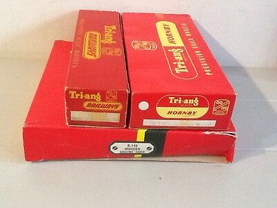 Triang Railways Empty Box Lot Engine Shed Signal Etc Etc