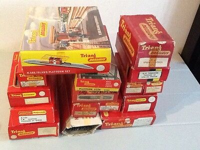 Triang Railways Empty Box Collection Island Etc