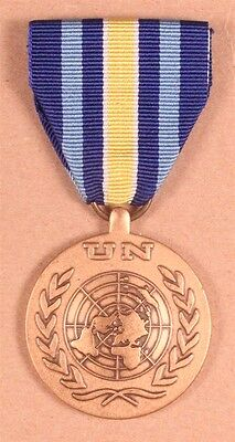Military Related Award:  United Nations UNMOP Service Medal (Croatia)