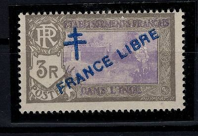 P28805/ INDE FR / FRENCH INDIA – MAURY # 217 II a NEUF / MINT MNH SIGNED 385 €