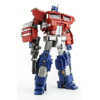 Generation Toys Gt-03 Transformers Idw Optimus Prime Ex Nuovo New