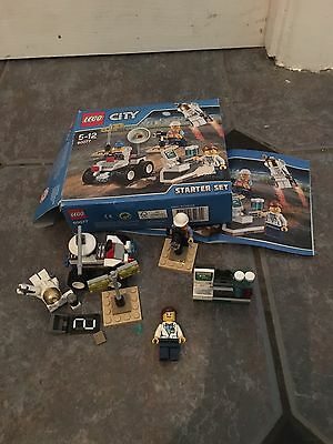 LEGO 60077 City Space Starter Set complete w/ box