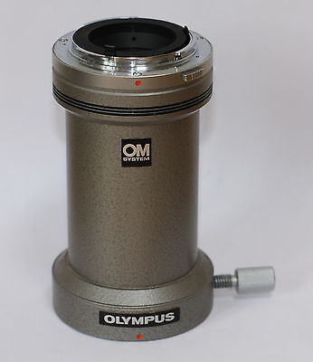 "Olympus Microscope/Mikroskop OM Mount Photographic Adapter ""L"" for BH2 etc."