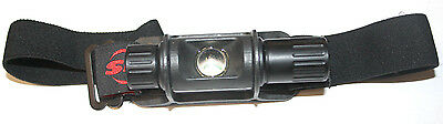 SureFire Saint Minimus Model HS2-A-BK, A01845 Used In Excellent Condition LOOK!!