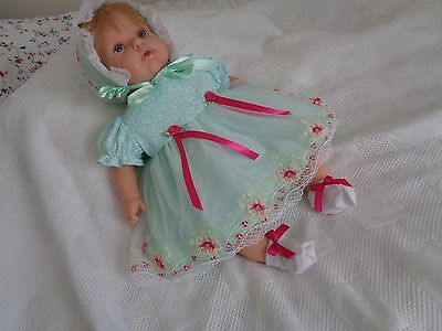 Dollydumpling Handmade Dolls Clothes********for Reborn Or Any 18/20 Inch Doll