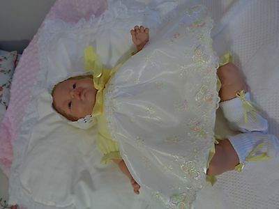 Dollydumpling Reborn Dolls Clothes********handmade For Any 16/17 Inch Doll