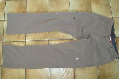 Ladies The North Face Outdoor Walking Trousers Size 8 Womens - Nylon & Elastane