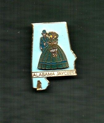 Gone With The Wind - Alabama Jaycees Pin