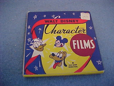 Walt Disney Character Films 2152 Donald's Penquin Bill Posters 8mm film