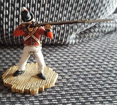 Forward March 1:32 Scale Battle of Trafalgar Royal Marine Sharpshooter Soldier