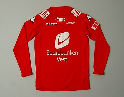 Shirt Kappa Brann Bergen 2007 (S) Home Jersey Long Sleeve