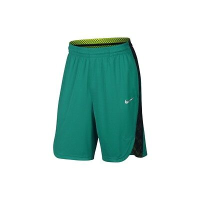 Authentic Nike Elite Men's Basketball Shorts 776119-351 Size L Msrp $50.00