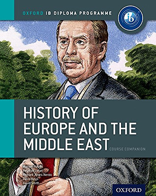 IB History of Europe & the Middle East: For the IB Dipl - Paperback NEW Habibi,