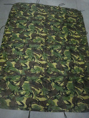 Orig.NL Armee Poncholiner Polyester DPM woodland 150x200 cm NEUWARE