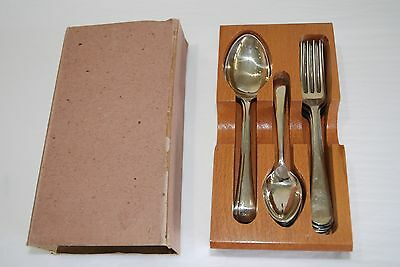 Soft Gold Colour Canteen Of Cutlery
