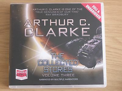 The Collected Stories: v. 3 by Arthur C. Clarke (CD-Audio, 2010)