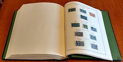 US Stamp Collection 2,881 Diff Stamps in Scott National Album - Over $350 Unused