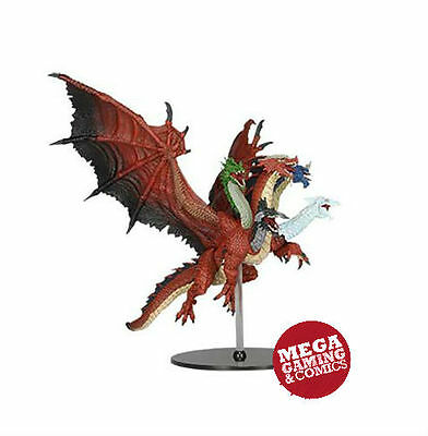 Dungeons & Dragons Icons of the Realm: Tiamat Premium Figure  new in box