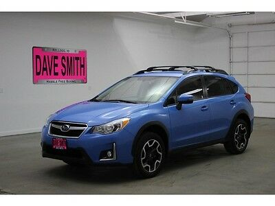 2016 Subaru XV Crosstrek  16 Subaru Crosstrek 2.0i Limted AWD Auto Keyless Entry Dave Smith Motors