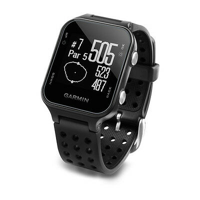 GARMIN APPROACH S20 Golf Watch GPS Preloaded with 40,000+ Free Membership Black