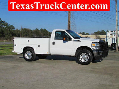 2012 Ford F250 4x4 / 8` Utility Service Body / many more in stock