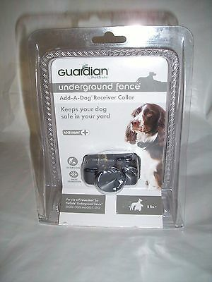 UNDERGROUND FENCE ADD A DOG RECEIVER COLLAR Guardian PetSafe STATIC GIGOO-15023