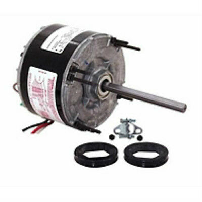 136A  1/6, 1/8 Hp, 1075 Rpm New Ao Smith/ Century 2 Speed Electric Motor