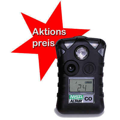 MSA Alarm warning device Altair CO -> 0 500 ppm limited to 2 Years 30/60