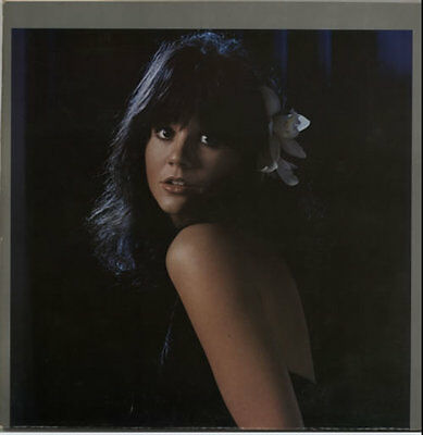 "Linda Ronstadt Blue Bayou - Blue Vinyl 12"" vinyl single record (Maxi) UK"