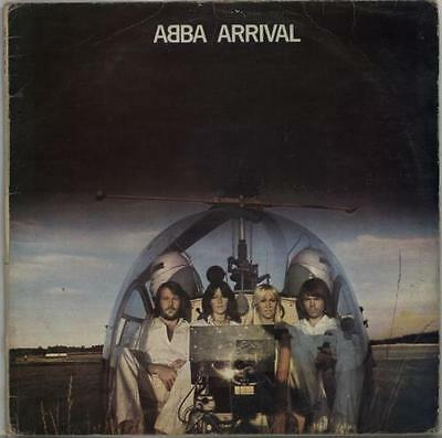 Arrival Abba vinyl LP album record Turkish LBE193 BALET 1976