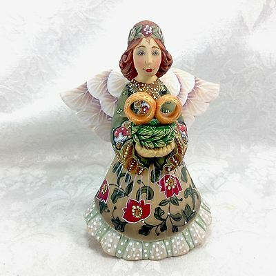 DeBrekht 57611-3 Wedding Angel Limited Edition Figurine Figure 2005