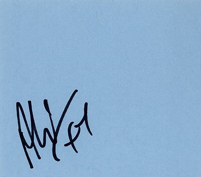 Pages From An Autograph Book Elliot Minor memorabilia UK Autographed