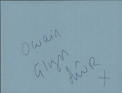 Super Furry Animals Pages From An Autograph Book memorabilia UK Autographed